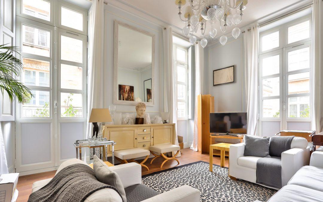 Rénovation appartement à Bordeaux